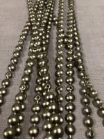Декоративная лента 10,5мм Gold