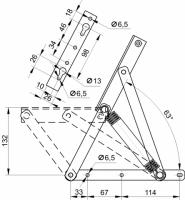 Механизм подъема 276