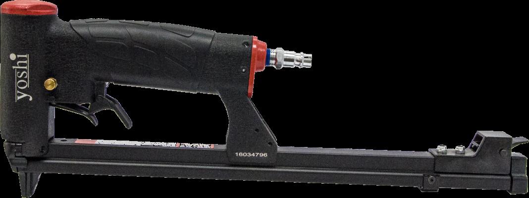 Скобозабивной пистолет пневматический Yoshi 8016A-LM